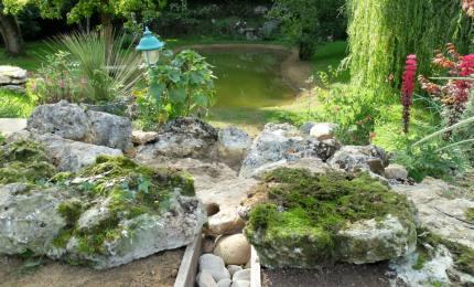 Création de bassin saintes
