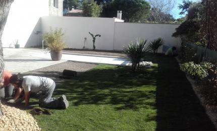 Entretien de jardin saintes